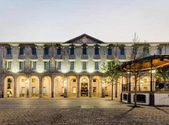 Képek: Hotel Balneario Orduña Plaza