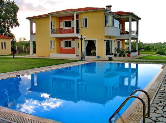 Ảnh khách sạn: Villa Giannopoulos