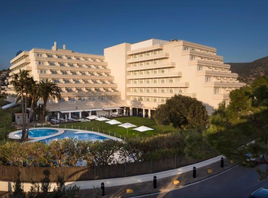 Hotel foto: Melia Sitges