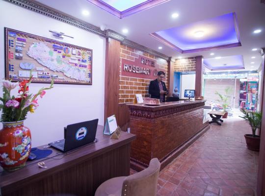 Zdjęcia obiektu: Hotel Rosemary Homes