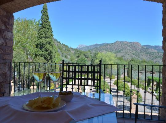 Ảnh khách sạn: Jardines de La Santa