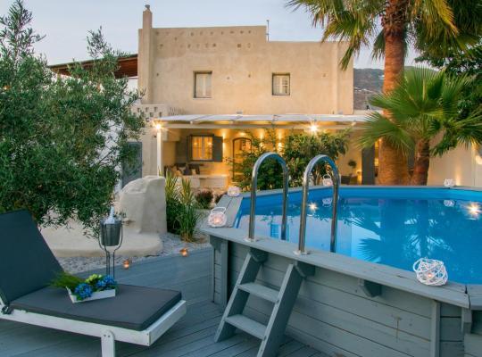 Hotel bilder: Archetypo Villa Naxos