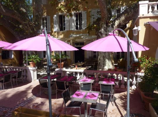 酒店照片: Auberge de la Loube