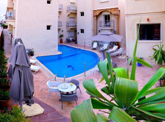 Hotel foto: Al Jasira Hotel