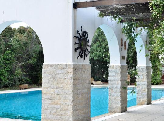 Фотографии гостиницы: Drosia villa sleeps 10