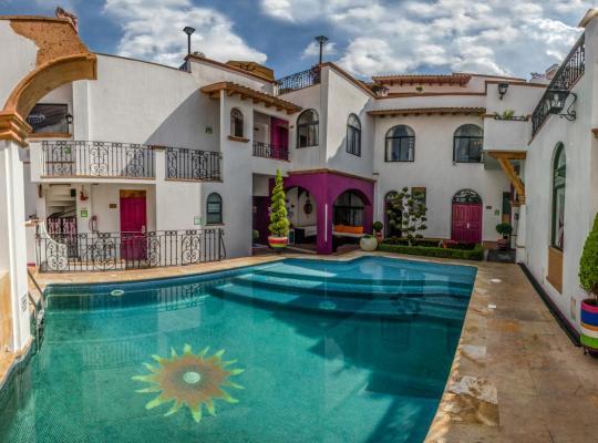 Фотографії готелю: Boutique Pueblo Lindo