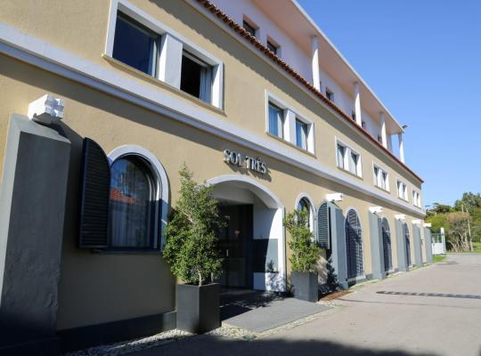 Otel fotoğrafları: INATEL Caparica