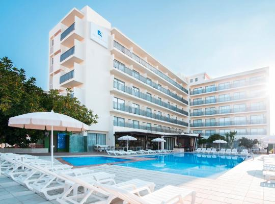 Hotellet fotos: azuLine Hotel S'Anfora & Fleming