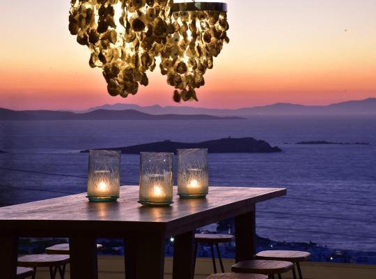 酒店照片: Hermes Mykonos Hotel
