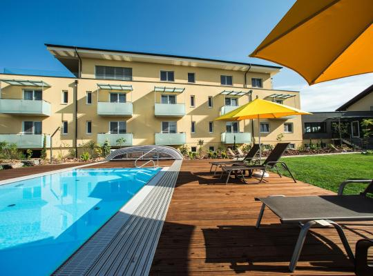 Фотографії готелю: Hotel Garni Toscanina