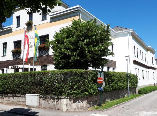 ホテルの写真: Hotel Vöslauerhof