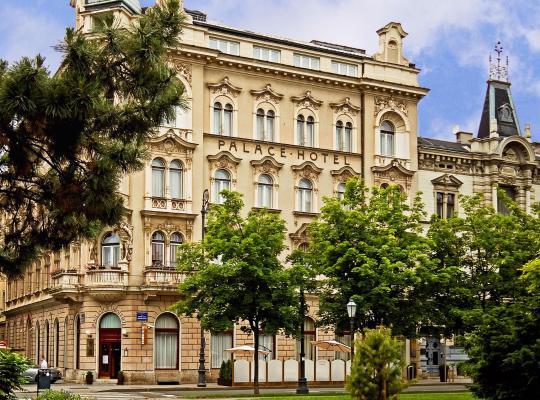 Fotografii: Palace Hotel Zagreb