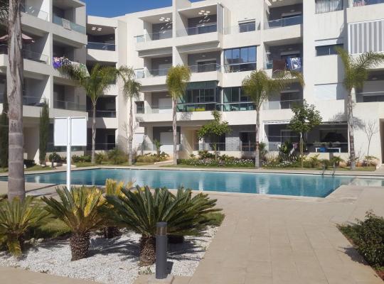 Foto dell'hotel: Les Perles De Ben Triaa
