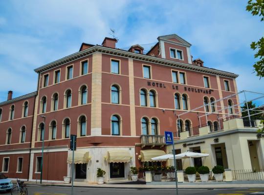 Képek: Hotel Le Boulevard