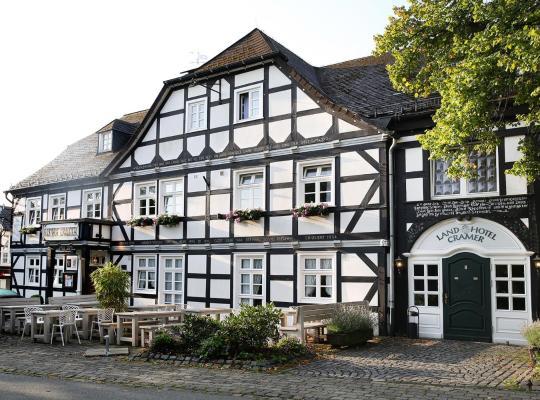Hotel photos: Landhotel und Gasthof Cramer