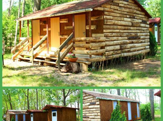 Otel fotoğrafları: Camping Vodník-Jur nad Hronom