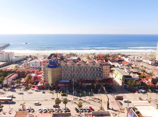 호텔 사진: Hotel Festival Plaza Playas Rosarito