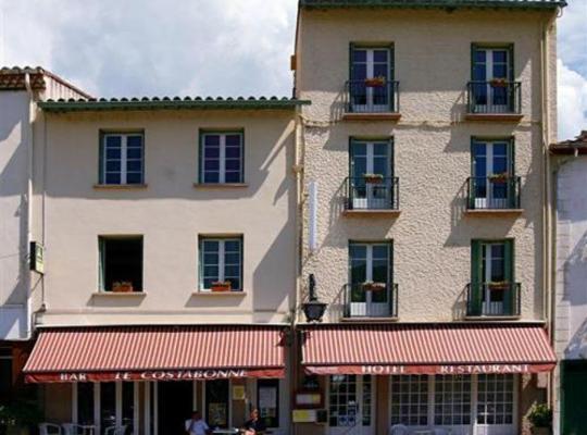 Hotel bilder: Hotel Restaurant Le Costabonne