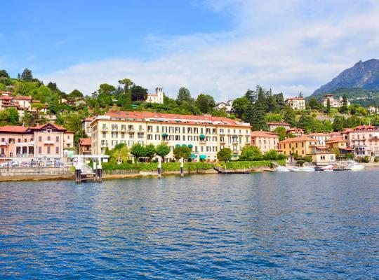 Хотел снимки: Grand Hotel Menaggio