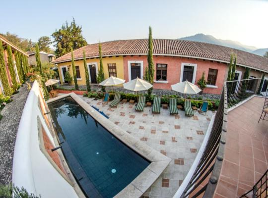 Fotografii: Luxury Villas Antigua Guatemala