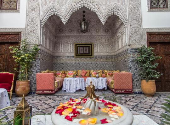 Otel fotoğrafları: Riad Al Pacha