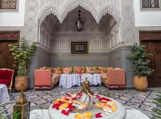 Хотел снимки: Riad Al Pacha