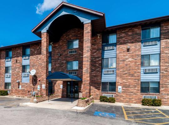 Φωτογραφίες του ξενοδοχείου: Motel 6 Naperville