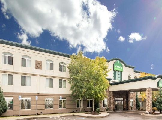 Hotel photos: Wingate by Wyndham Missoula Airport