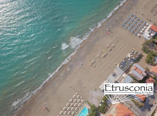Φωτογραφίες του ξενοδοχείου: All'Etrusconia Hotel Castagneto Carducci