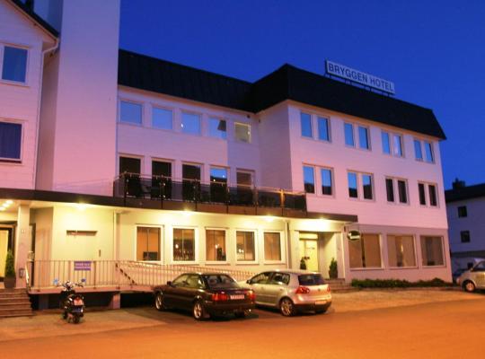Hotel fotografií: Nordfjord Hotell - Bryggen