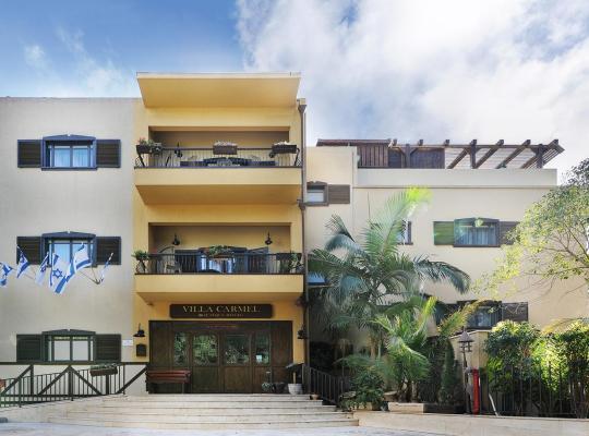 Fotos do Hotel: Villa Carmel Boutique Hotel