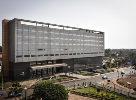 Fotografii: Ceiba Hotel Bissau