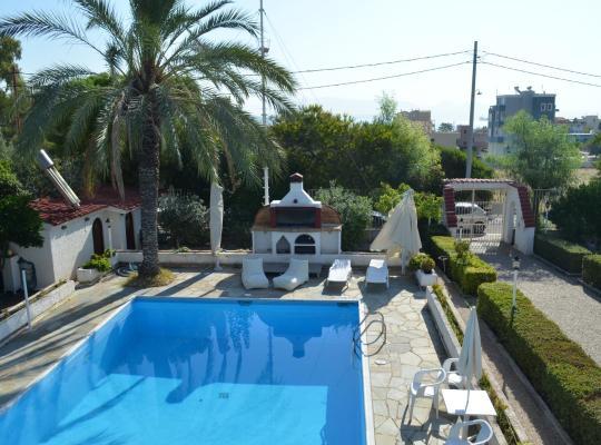תמונות מלון: Greek Traditional Villa