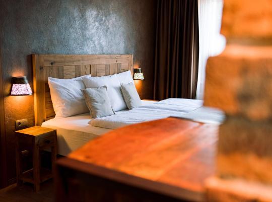 Otel fotoğrafları: Penzion Berg