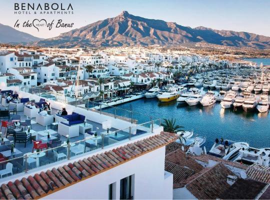 Hotelfotos: Benabola Hotel & Suites