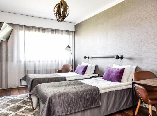 Hotel fotografií: Finlandia Hotel Käenpesä
