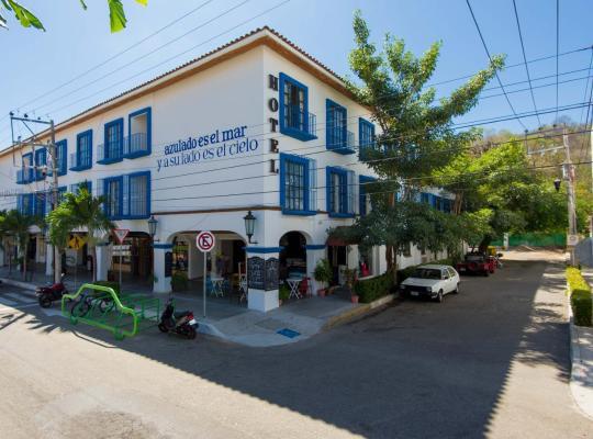 Φωτογραφίες του ξενοδοχείου: Azul Sirena Huatulco