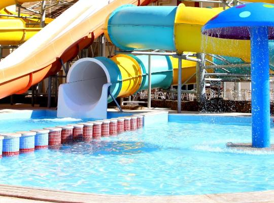 Hotel foto 's: King Tut Aqua Park Beach Resort