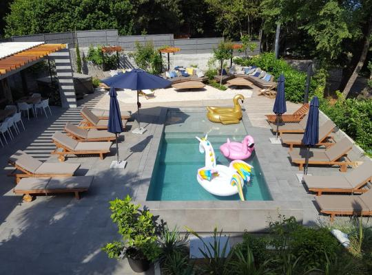 Photos de l'hôtel: Opatija Hills Ika Luxury Apartments