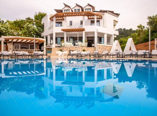 Hotel foto 's: Poseidon Hotel