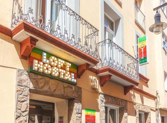 Фотографии гостиницы: Loft Hostal