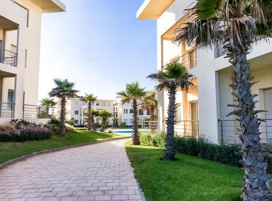 ホテルの写真: Mehdia Beach Condo