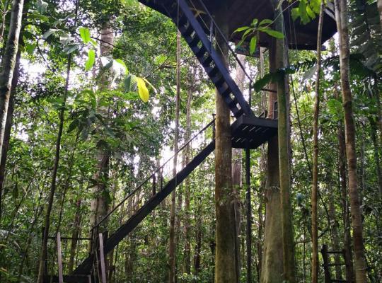 Hotel bilder: Reserva Natural Tanimboca