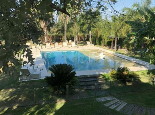 酒店照片: La Hectarea Hotel & Sisu Spa