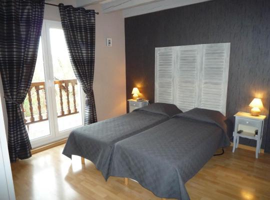 Fotos de Hotel: Chambres d'hôtes Les Chalinettes