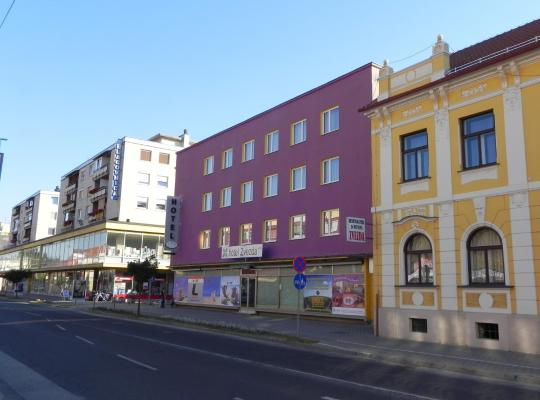 Fotos do Hotel: Hotel Zvezda