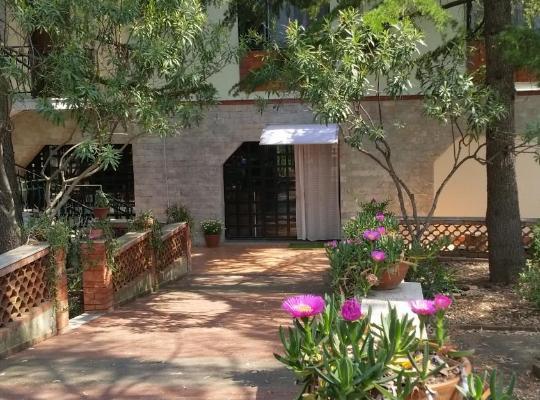 Fotos do Hotel: Villa Morgante B&B