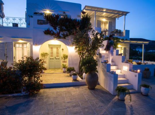 תמונות מלון: Gerani Suites Sifnos