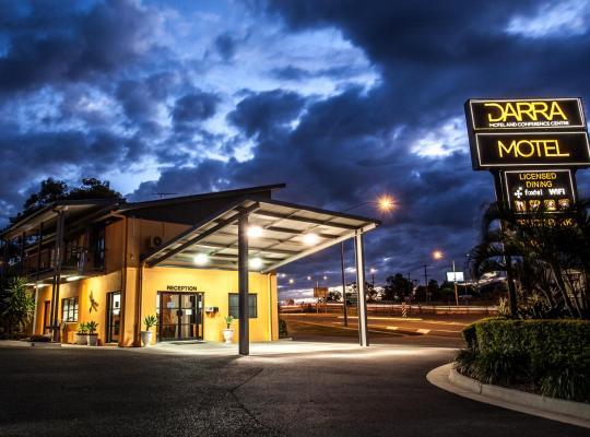 Hotelfotos: Darra Motel & Conference Centre