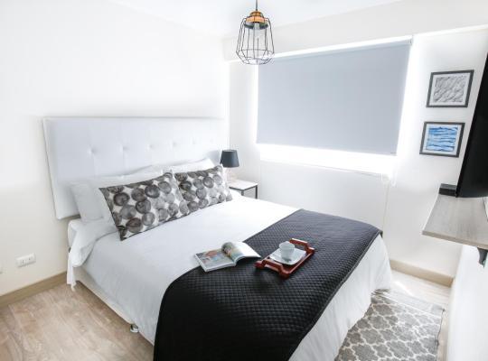 Хотел снимки: Trendy Host Osma, Barranco